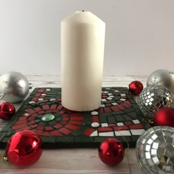 candle tray 2